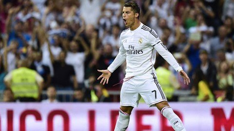 Ronaldo không muốn dừng lại