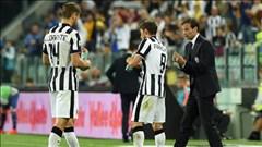 Juventus: Kỷ lục cho Allegri