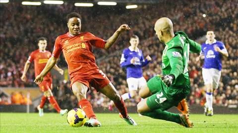 Gặp Everton trên sân nhà sẽ là cơ hội để Liverpool (trái) giành chiến thắng và đẩy lùi khủng hoảng