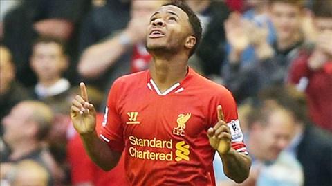 """Raheem Sterling: """"Tôi thích chơi ở vị trí số 10"""""""