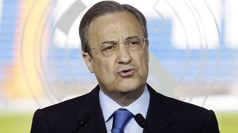 """Florentino Perez: """"Ai phản đối tôi không phải là Madridista"""""""
