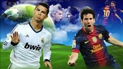 Messi và Ronaldo: Đổi vai ngoạn mục