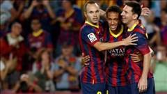 23h00 ngày 27/9, Barcalona vs Granada: Kiếm 3 điểm và chờ PSG