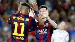 Barca 6-0 Granada: Quá dễ cho Barca