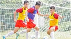 ĐT Việt Nam tập buổi đầu tiên trên đất Nhật