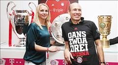 Đua theo CR7, Robben xây bảo tàng riêng