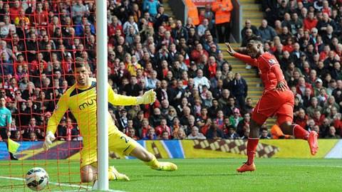 Daniel Sturridge là thành viên quan trọng bậc nhất của Liverpool vào thời điểm này