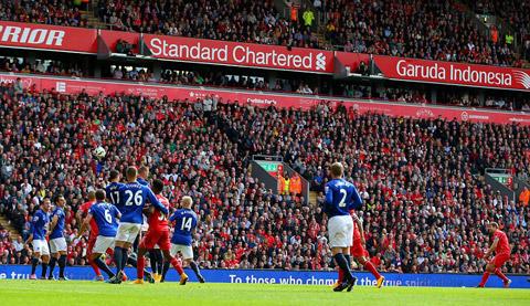 Vòng 6 Premier League: Cảm xúc thủ quân