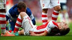 Wilshere có thể tái xuất ở trận Arsenal - Chelsea