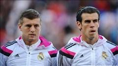 Ancelotti đang vắt kiệt sức các trụ cột của Real