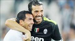 Buffon, Pogba, Tevez sắp gia hạn với Juve
