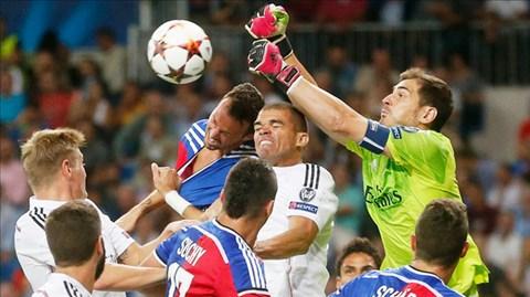 Dù ghi được 20 bàn, nhưng Real lại chịu tới 59 cú dứt điểm trong 4 trận thắng liên tiếp vừa qua