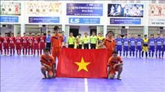 Khai mạc giải Futsal nữ TP.HCM mở rộng - Cúp LS 2014: PP.Hà Nam và Quận 8 thắng đậm