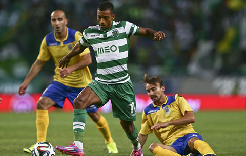 Luis Nani: Tái sinh ở Lisbon