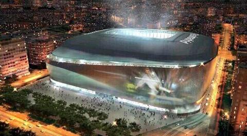 Real: Sắp lịch đá giao hữu với Milan, giấu giếm chuyện đổi tên sân