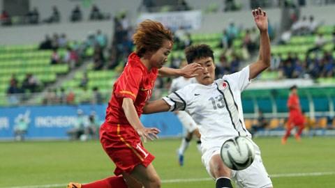 15h00 ngày 1/10: ĐT nữ Việt Nam vs ĐT nữ Hàn Quốc