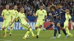PSG 3-2 Barcelona: Messi, Neymar ghi bàn, nhưng chưa đủ.