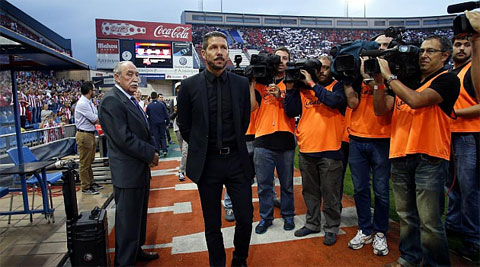 01h45 ngày 2/10, Atletico vs Juventus: Sứ mệnh của Simeone!