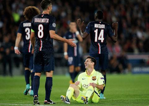 Barcelona thất thủ 2-3 trên sân PSG: Bóng tối ở kinh đô ánh sáng