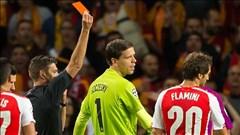 """Arsenal """"bạo lực"""" nhất châu Âu?"""