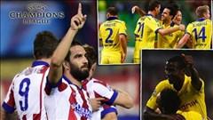 Tổng hợp loạt trận thứ 2 vòng bảng Champions League