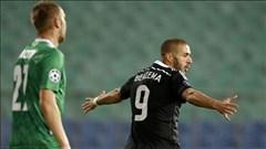 Benzema đập tan mọi chỉ trích về phong độ