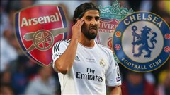 Tam đại gia Premier League giành giật Khedira