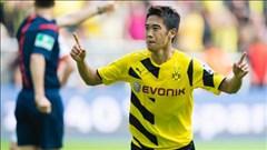 Kagawa mang niềm vui trở lại Dortmund