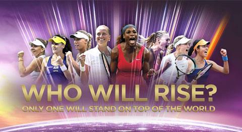WTA Finals đã xác định đủ 8 gương mặt