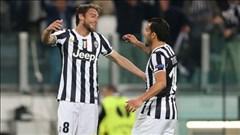 Juventus: Sự trở lại ngoạn mục của Marchisio