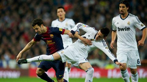 Tiết lộ: Vì Real, Fabregas đã quyết định chia tay Barca