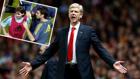 """Arsenal từng """"vồ hụt"""" Messi vì giấy phép lao động"""