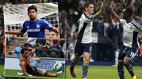 5 trận cầu đáng nhớ giữa Chelsea và Arsenal