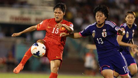 ĐT nữ Việt Nam xếp thứ 4 môn bóng đá nữ Asiad 17: Hơn cả mong đợi