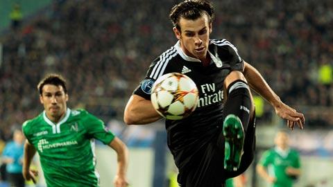 Đồng đội Real phàn nàn Bale ngày càng ích kỷ