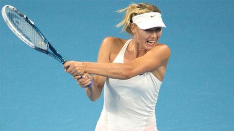 Bán kết China Open: Sharapova lần thứ 2 vào chung kết