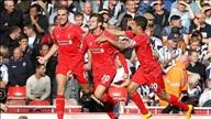 Liverpool 2-1 West Brom: Vượt qua nghịch cảnh
