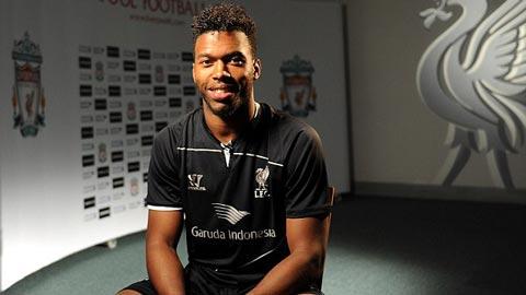 Sturridge kí hợp đồng 5 năm với Liverpool