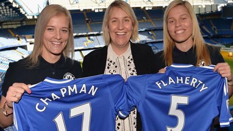 Emma Hayes: Chelsea còn một Người đặc biệt khác