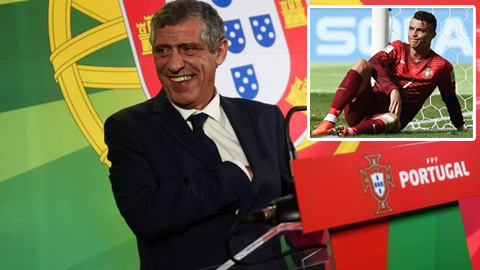 ĐT Bồ Đào Nha triệu tập: Ronaldo, Ricardo Carvalho trở lại