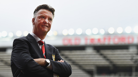 Cầu thủ M.U choáng khi Van Gaal tăng cường độ tập luyện lên 3 buổi/ngày