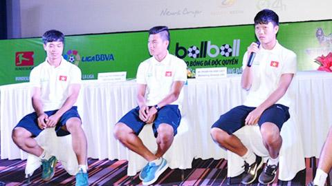 Chuyện các ngôi sao U19 Việt Nam đi học
