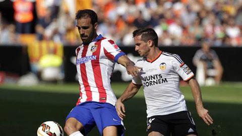 Đánh giá Atletico và Valencia sau cơn địa chấn ở Mestalla