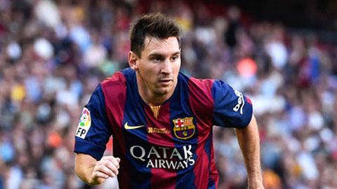 Messi đe dọa kỷ lục của Telmo Zarra