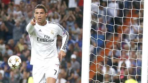 02h00 ngày 6/10, Real Madrid vs Bilbao: Mưa gôn ở Bernabeu