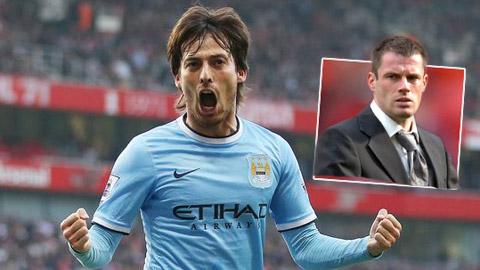 """""""Silva là ngoại binh hay nhất trong lịch sử Premier League"""""""