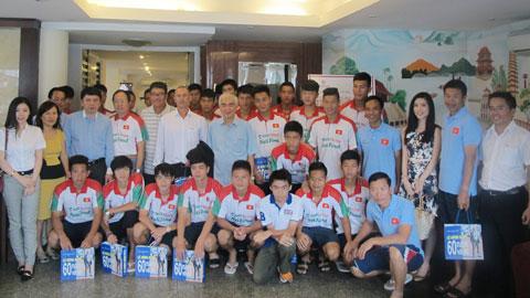 Chùm tin U19 Việt Nam ngày 5/10