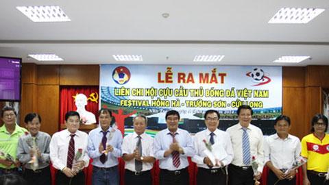 Ra mắt Liên chi hội cựu cầu thủ bóng đá Việt Nam: Sống lại những hồi ức cũ!