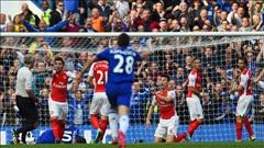 Chelsea 2-0 Arsenal: Vững vàng trên đỉnh