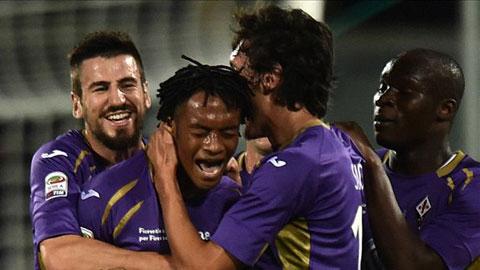 Fiorentina 3-0 Inter: Màn solo ngoạn mục